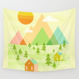 Prosperous Wall Tapestry