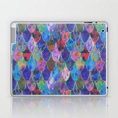 Toxic Mermaid Laptop & iPad Skin