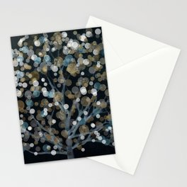 Bubble Tree II Stationery Cards