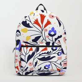 Flower Garden (Bright Colors) Backpack