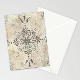 Fleurons VI Stationery Cards