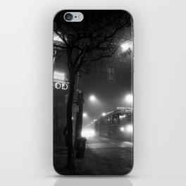 A Streetcar Named Noir iPhone Skin