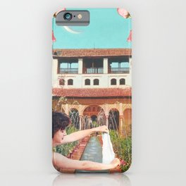 Dreams of the Alhambra iPhone Case