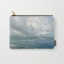Grace Clouds Carry-All Pouch