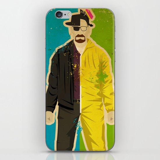 Heisenberg iPhone & iPod Skin