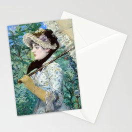 Jeanne (Spring) Stationery Cards