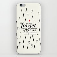 paper towns iPhone & iPod Skins featuring Paper Towns by thatfandomshop