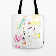 Whe love Fashion 3 Tote Bag