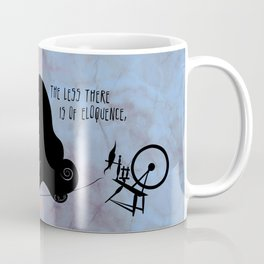 The More There is Of Love Coffee Mug