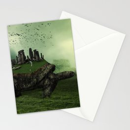 Druid Golf Stationery Cards