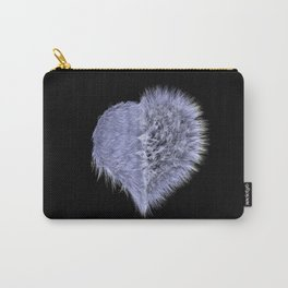 Dark Heart Carry-All Pouch