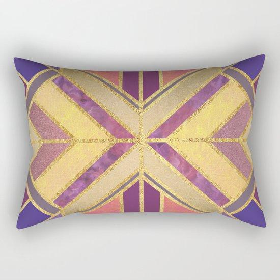 Geo Dream 02 Rectangular Pillow