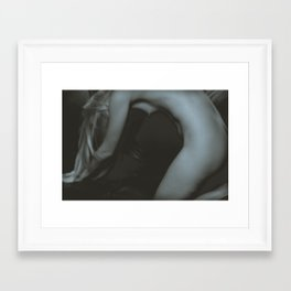 Julie Darling 0925 - Nue Nude Framed Art Print