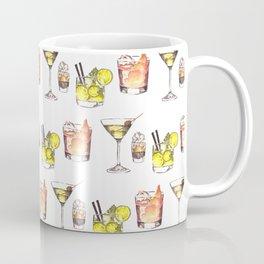 Watercolor Drinks Coffee Mug