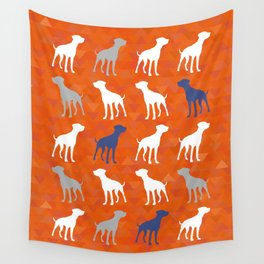 Pointer Pattern Wall Tapestry
