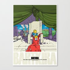 Bartkira / Neo-Springfield Poster  Canvas Print