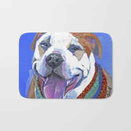 It's Da Pits (Pitbull 1) Bath Mat