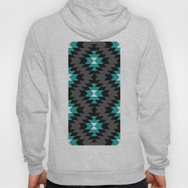 American Native Pattern No. 108 Hoody