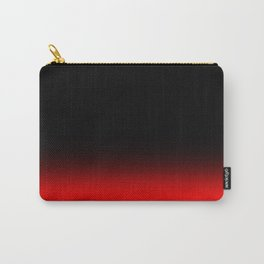 Fade To Red Carry-All Pouch