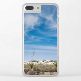days go by Clear iPhone Case
