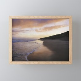 An Autumn Morning Framed Mini Art Print
