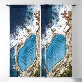 Bronte Baths Sydney  Blackout Curtain