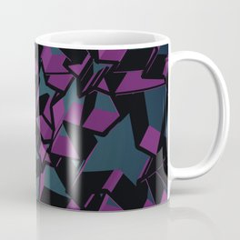 3D Mosaic BG V Coffee Mug