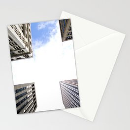 OLD MONTREAL TOPS Stationery Cards