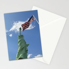 Liberty & Justice Stationery Cards