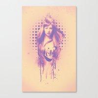 Lolly Canvas Print
