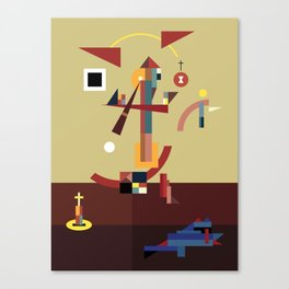 taxiarch Canvas Print
