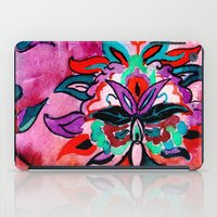 ruby iPad Cases featuring Ruby by Sonal Nathwani