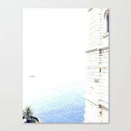 Mon-Amieco Canvas Print