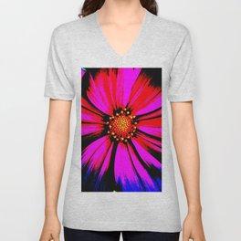 Flower (1) Original Unisex V-Neck