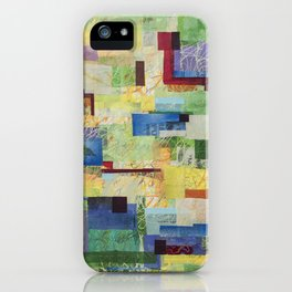 On Dignity Delayed by GJ Gillespi e iPhone Case