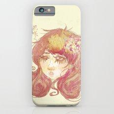 Fille de fleurs Slim Case iPhone 6s