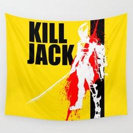 KILL JACK - ASSASSIN Wall Tapestry