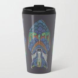 Badger Totem Travel Mug