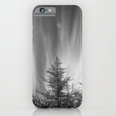 Mountain forest. BW iPhone 6s Slim Case