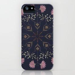 Henrietta Medallion iPhone Case
