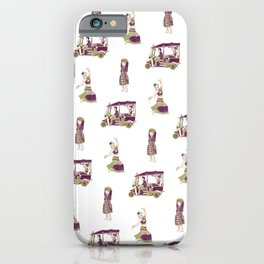 People of Thailand iPhone Case