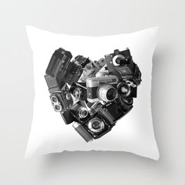 I`m in Love Throw Pillow