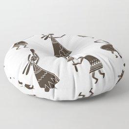 kokopelli Floor Pillow