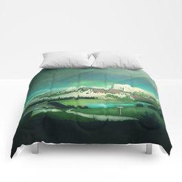 Alpine Enchantment Comforters