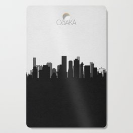 City Skylines: Osaka Cutting Board