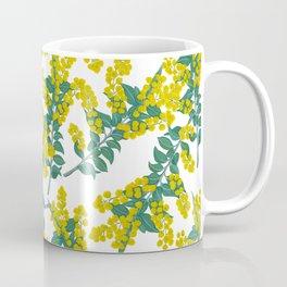 Australian Wattle Coffee Mug