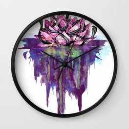 Abyss - Hindu Creation Myth Wall Clock
