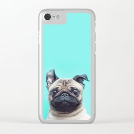 Good Boy Clear iPhone Case