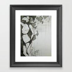 Continents  Framed Art Print