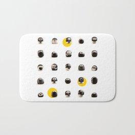 stoneheads 002 Bath Mat